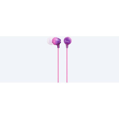 Audifonos Sony In-Ear Violeta