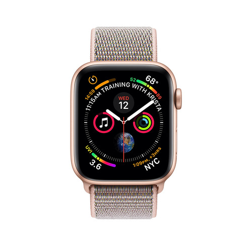 Apple Watch Serie 4/ 40mm Rosado Deportivo