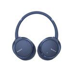 Audífonos BT sony con cancelación de ruido  color azul