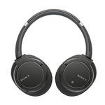 Audífonos Sony WH-CH700N Inalámbricos con Noise Cancelling Negro