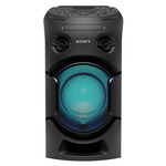 Minicomponente Vertical Sony con Bluetooth Negro