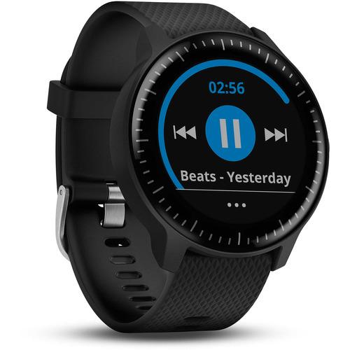 Smartwatch Garmin Vívoactive 3 Music/ 44mm Negro