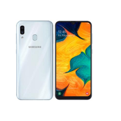 Samsung Galaxy A30 64gb Blanco Sams A30 White