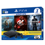 PS4 Play Station 4 Hits Bundle V3