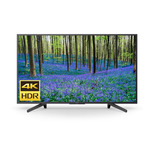 "Smart TV  Sony 49"" LED 4K UHD/ KD-49X725F"