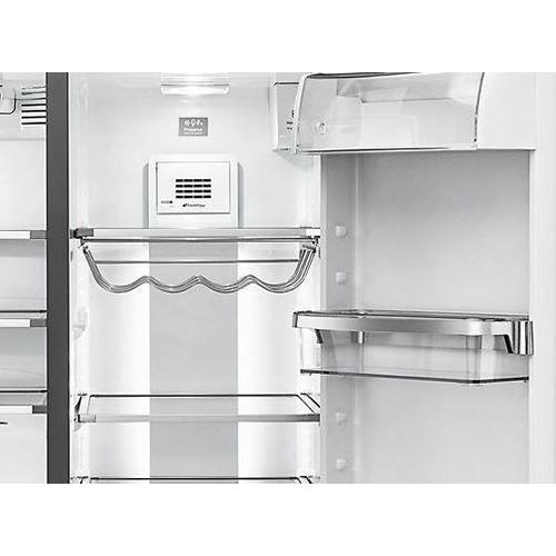 Refrigeradora KitchenAid Side-by-Side 25