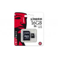 Memoria Micro SD Kingston 16GB