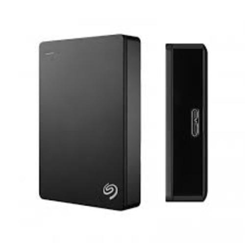 Disco Duro Externo Segate 4 TB Backup Plus Negro