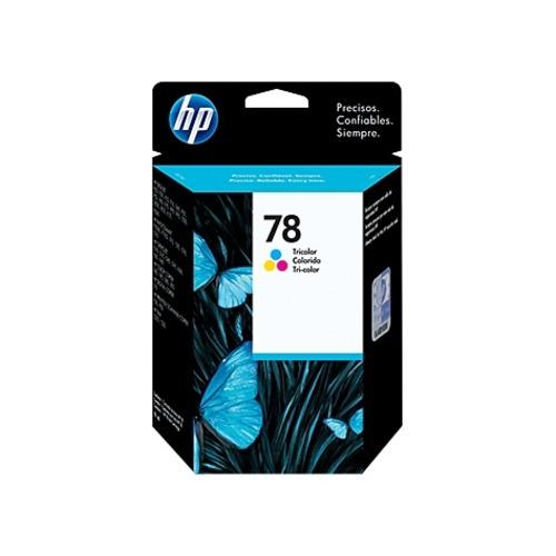 Cartucho de Tinta HP Tri- Color 78