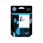 Cartucho de Tinta HP Negro 15