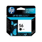 Cartucho de Tinta HP Negro 56
