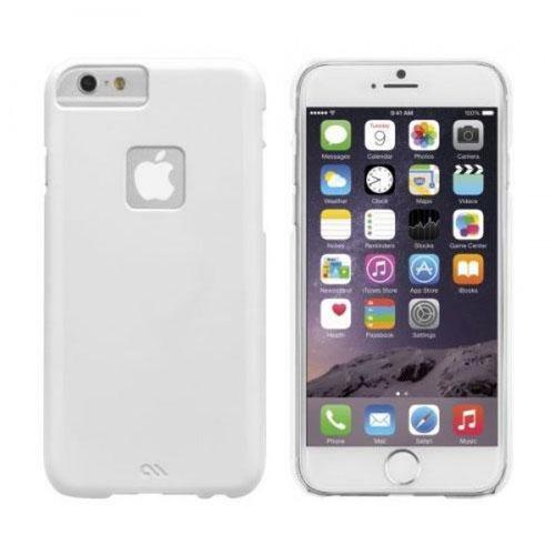 Funda Barely There para IPhone 6-Blanca