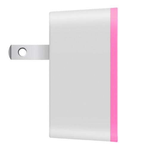 Cargador de pared Belkin MIXIT USB Rosado