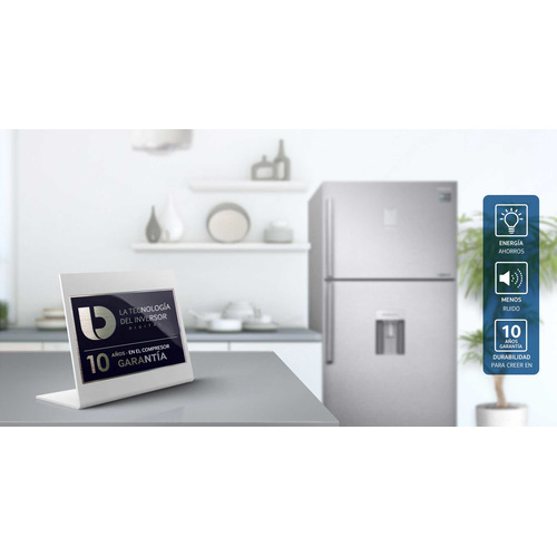 Refrigeradora Samsung Top Mount 19