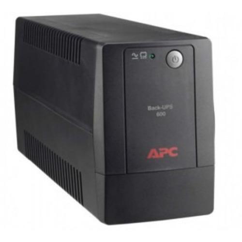 UPS APC BX600L/600VA/4 SALIDAS/120 V/AVR