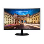 """Monitor Samsung Curvo 24\"""" 1920 x 1080"""