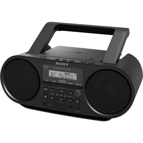 Radiograbadora Sony con MP3 y Bluetooth