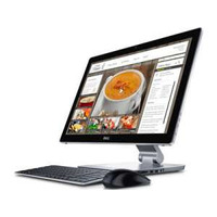 "All in One Dell 24"" Core i7"