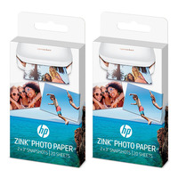 Papel Fotografico HP Zink Sprocket