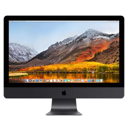 "Apple iMac 27"" Intel XEON Memoria RAM 32GB/Disco Duro 1 TB Negro"