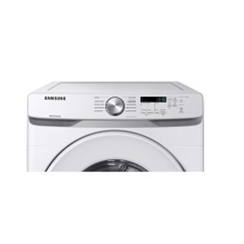 Secadora Samsung de 20Kg color blanca