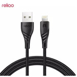 Cable Lightning-USB 1.2m MFI RELIQ(Mcdodo) Negro