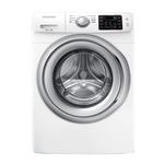 Lavadora Samsung Carga Frontal 20 Kg Blanca