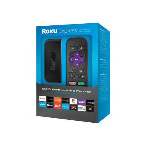 ROKU Express Reproductor de Video con WiFi