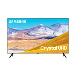 "Smart TV Samsung 43"" Crystal UHD 4K/ UN43-TU8000"
