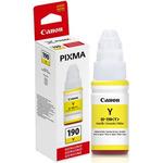 Bote de Tinta Canon Amarillo 190