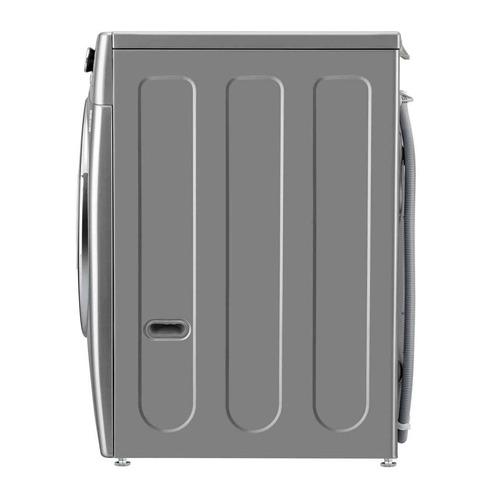 Lavadora LG Carga Frontal 22 Kg Gris