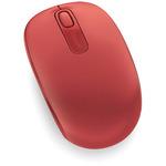 Mouse Inalambrico Microsoft 1850 Rojo