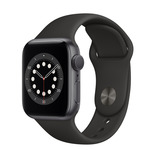 Apple Watch Serie 6 GPS, 40mm Gris