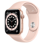 Apple Watch Serie 6 GPS, 44mm Rosado