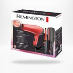 Remington Combo Secadora/ Plancha/ Alisador
