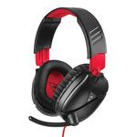 Audífonos para Video Juegos Turtle Beach Recon 70 Negro/Rojo
