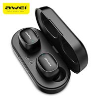 Audifonos Awei T13 Inalámbricos Bluetooth TWS Negro