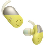 Audifonos Sony Bluetooth Sport Amarillo