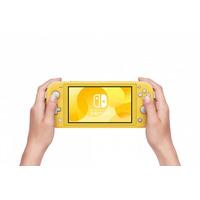 Nintendo Switch Lite color Amarillo