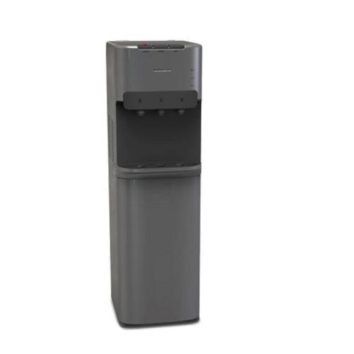 Dispensador de agua Frigidaire de botellón oculto  color gris