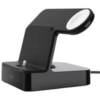 Cargador Inalámbrico Belkin para Iphone y Applewatch Black