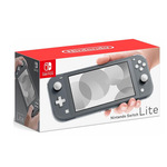 Nintendo Switch Lite Memoria Interna 32GB Gris