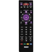 RCA Control Remoto Universal para 6 Dispositivos Negro / RCRPST06GBE