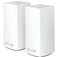 Linksys Router Wi-Fi Mesh Velop 2 Pack/ Dual Band/ AC2600