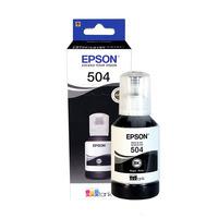 Bote de Tinta Epson Negro 504