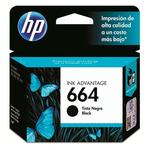 Cartucho de Tinta HP Negro 664