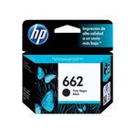 Cartucho de Tinta HP Negro 662