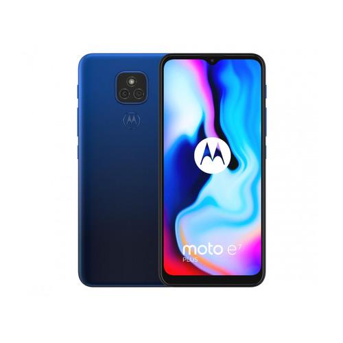 Motorola Moto E7 Plus 64GB/ RAM 4GB Azul