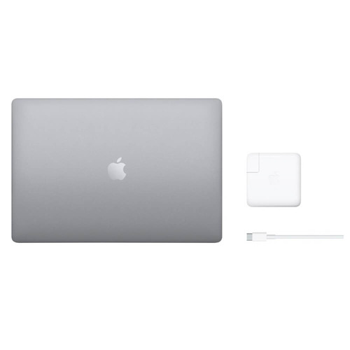 "Laptop Apple MacBook Pro 16"" Intel Core i7 Memoria RAM 16GB/ SSD 512GB Space Gray"