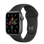 Apple Watch SE GPS, 40mm Gris